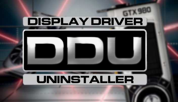 como utilizar display driver uninstaller