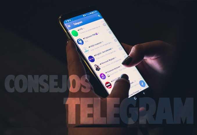 consejos telegram
