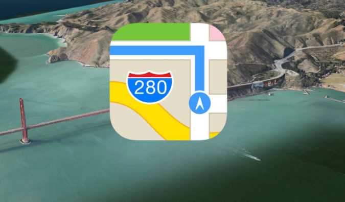 apple maps en android