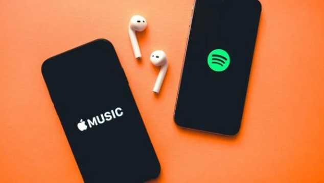 apple music spotify premium
