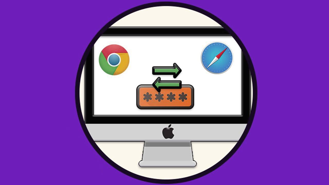 Contraseñas de Safari a Chrome