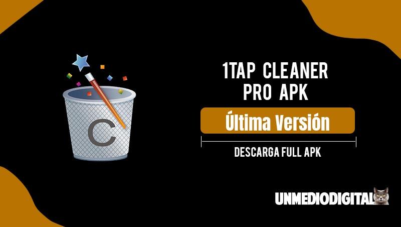 1Tap Cleaner Pro Apk