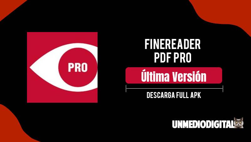 FineReader PDF PRO Apk