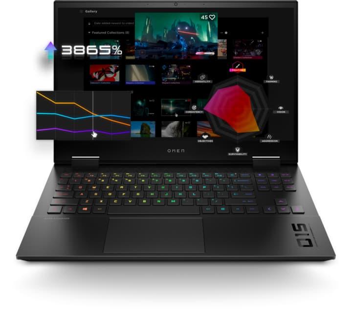 Omen Gaming HUB Laptop