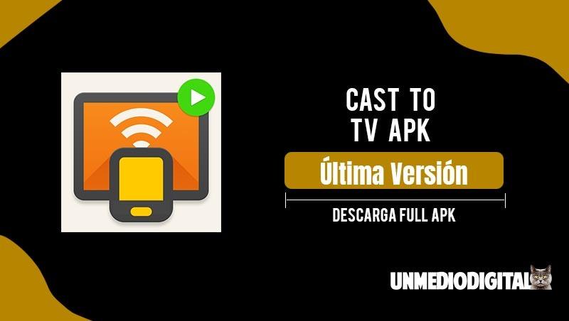 Cast to TV Apk