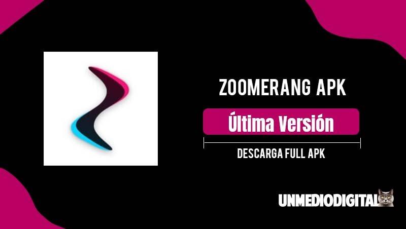 Zoomerang Pro Apk