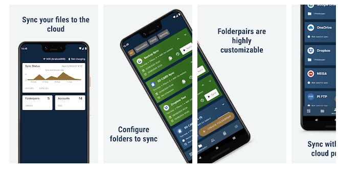 FolderSync Pro Apk Android
