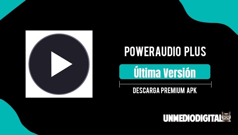 PowerAudio Plus Apk