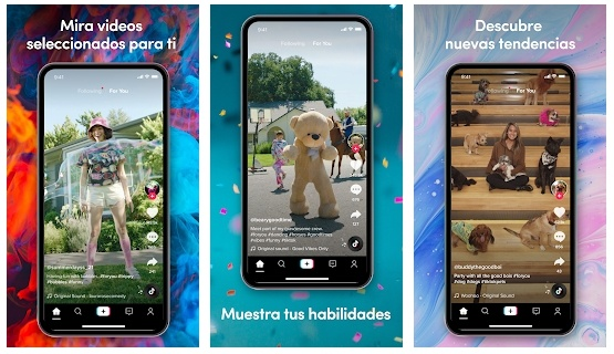 TikTok Premium Android