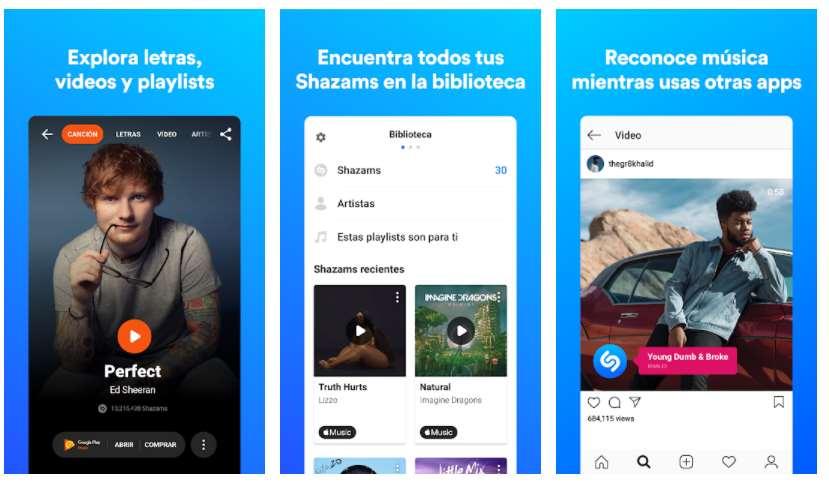 Shazam Encore Android APK