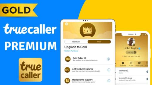 TrueCaller Premium Gold APK